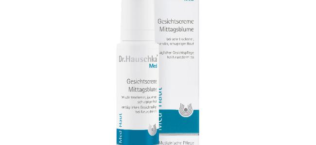 Dr.Hauschka: Medizinische Hautpflege bei sehr trockener Haut und Neurodermitis